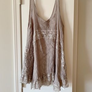 Alter'd State Lacey tunic